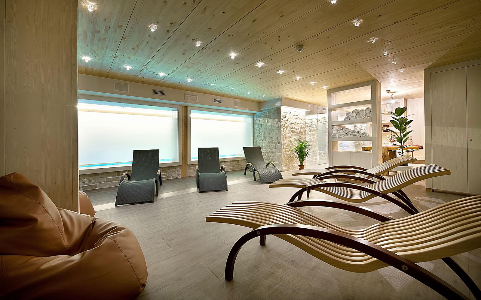 ZONA RELAX<br>HOTEL AL BIVIO - LIVIGNO