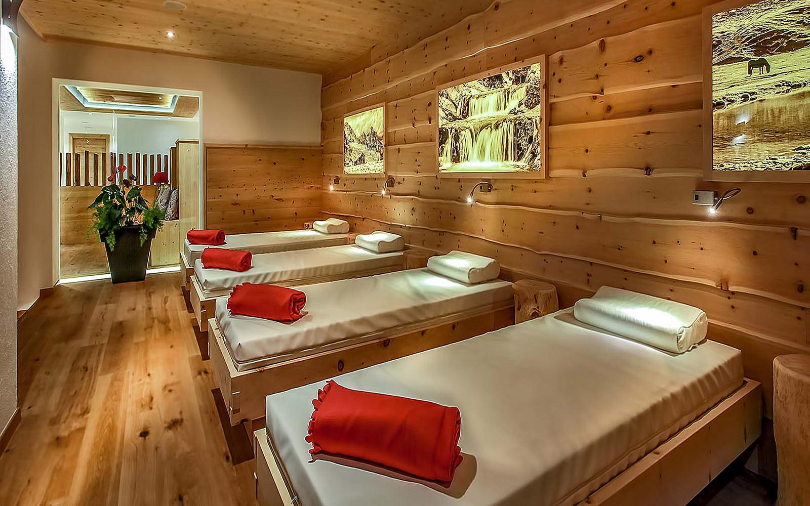 ZONA RELAX<br>HOTEL LA BERCIA - LA VILLA