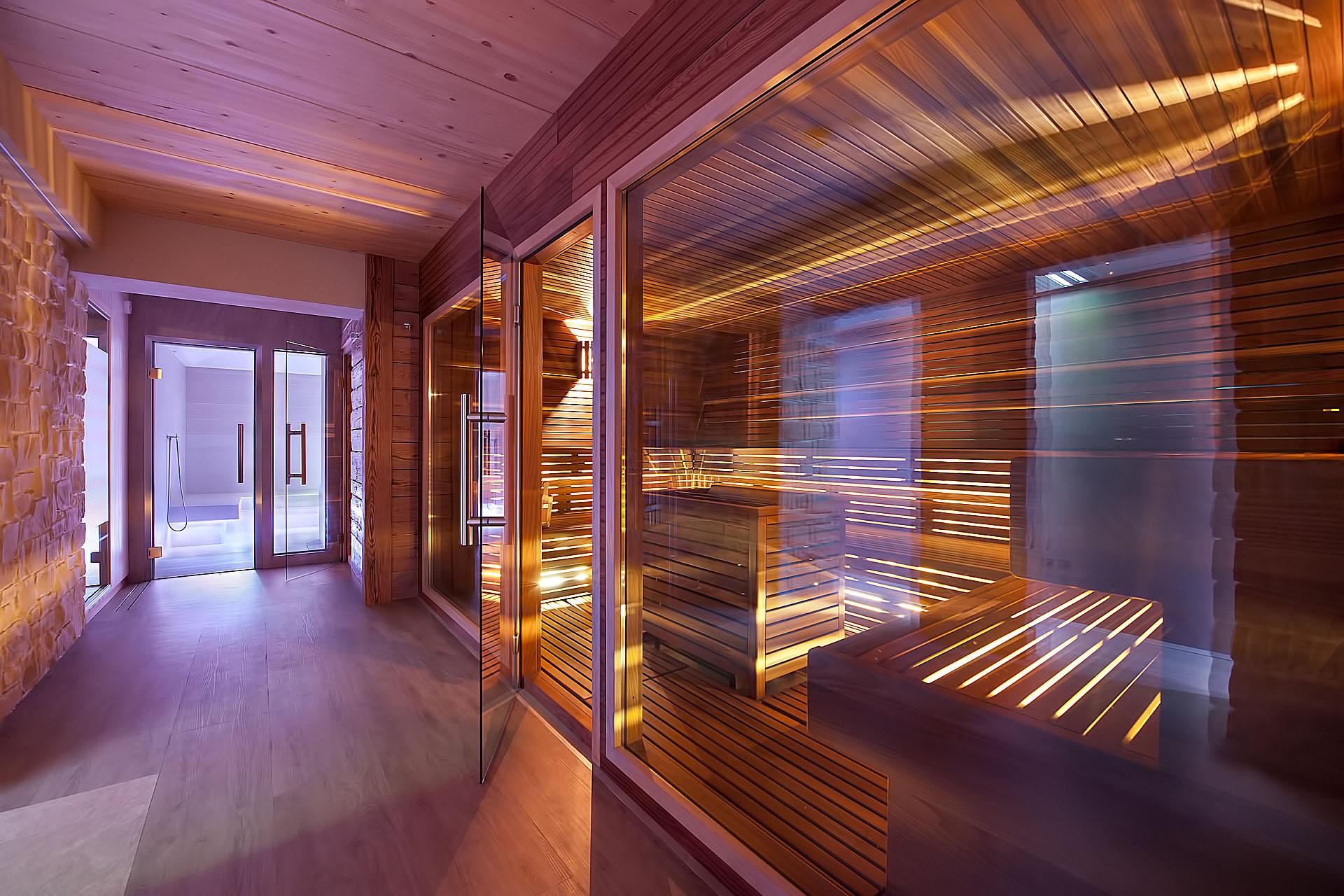 BIO SAUNA<br /> HOTEL AL BIVIO - LIVIGNO