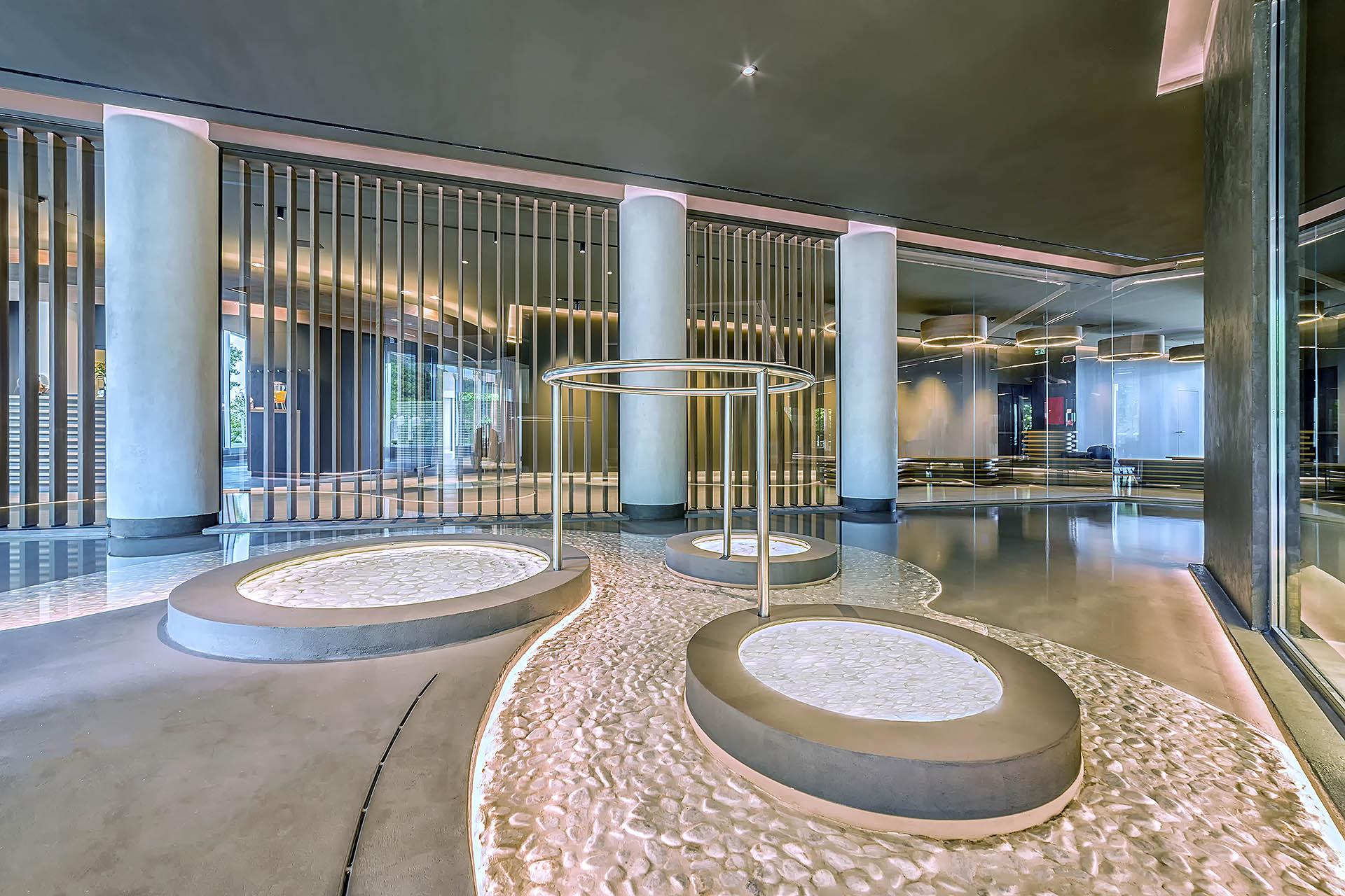 KNEIPP <br> HOTEL TERME PREISTORICHE - MONTEGROTTO TERME (PD)