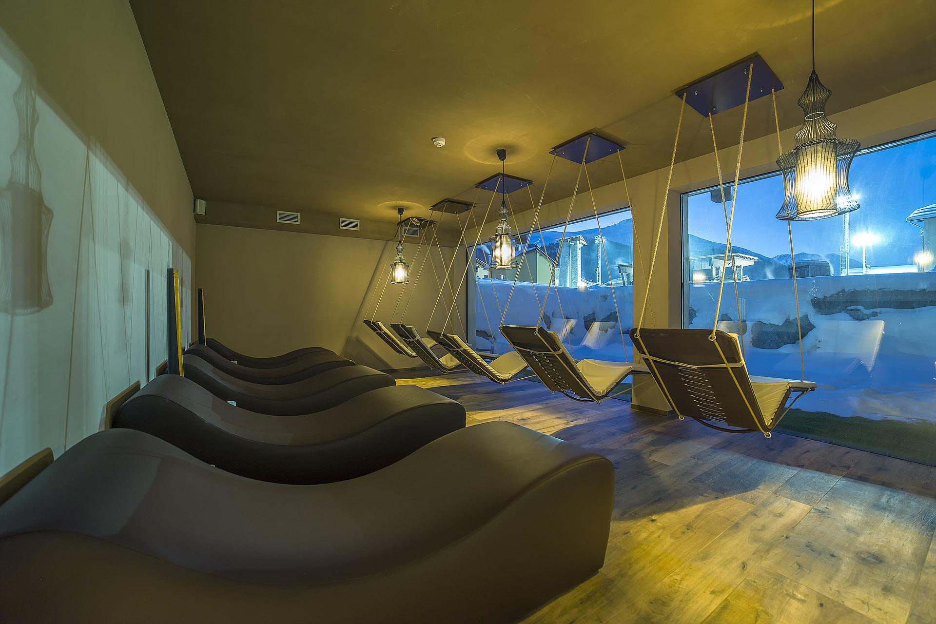 AREA RELAX<br /> ACTIVE HOTEL FRANCESIN - LIVIGNO