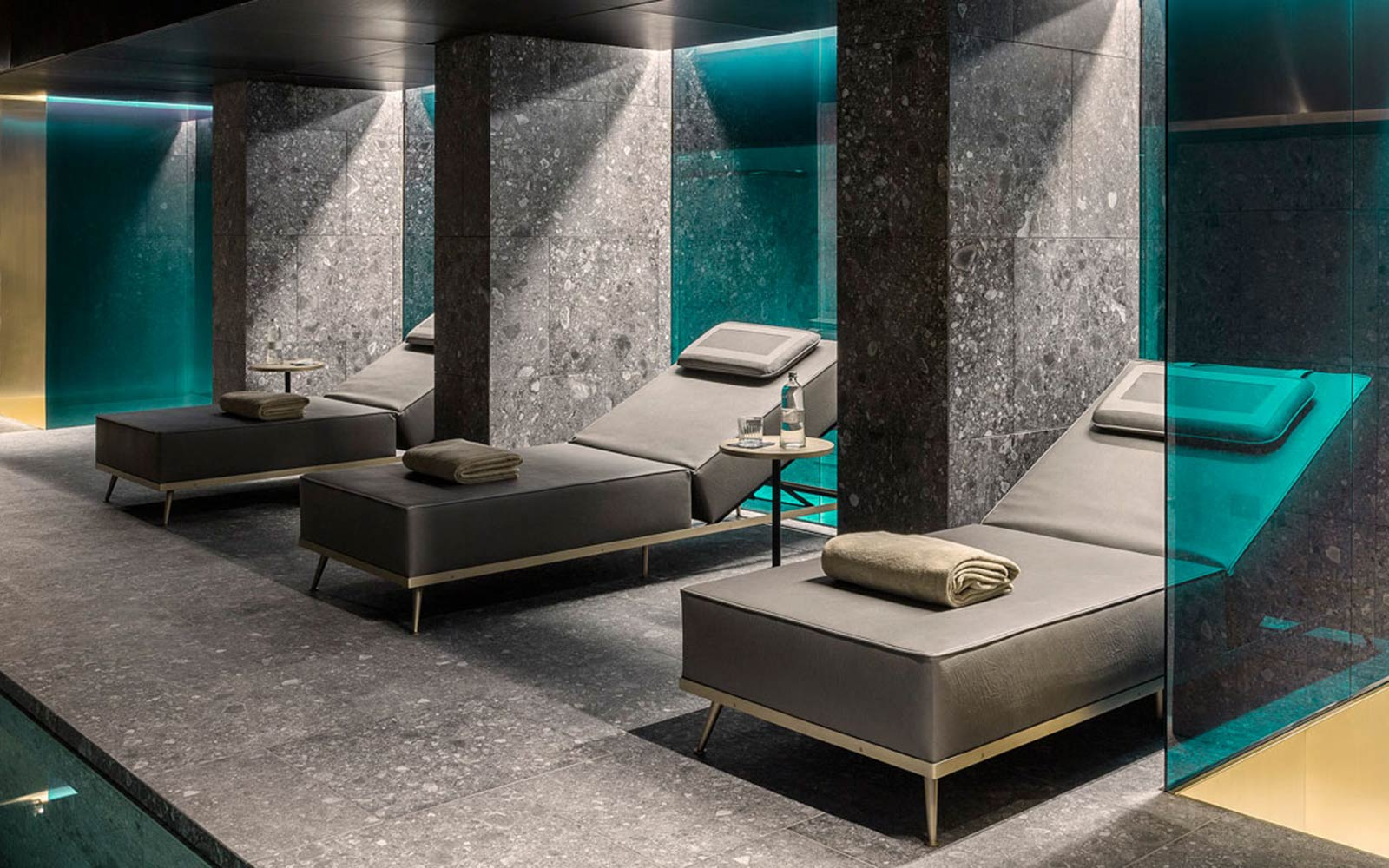 ZONA RELAX<br>CERESIO 7 GYM & SPA - MILANO