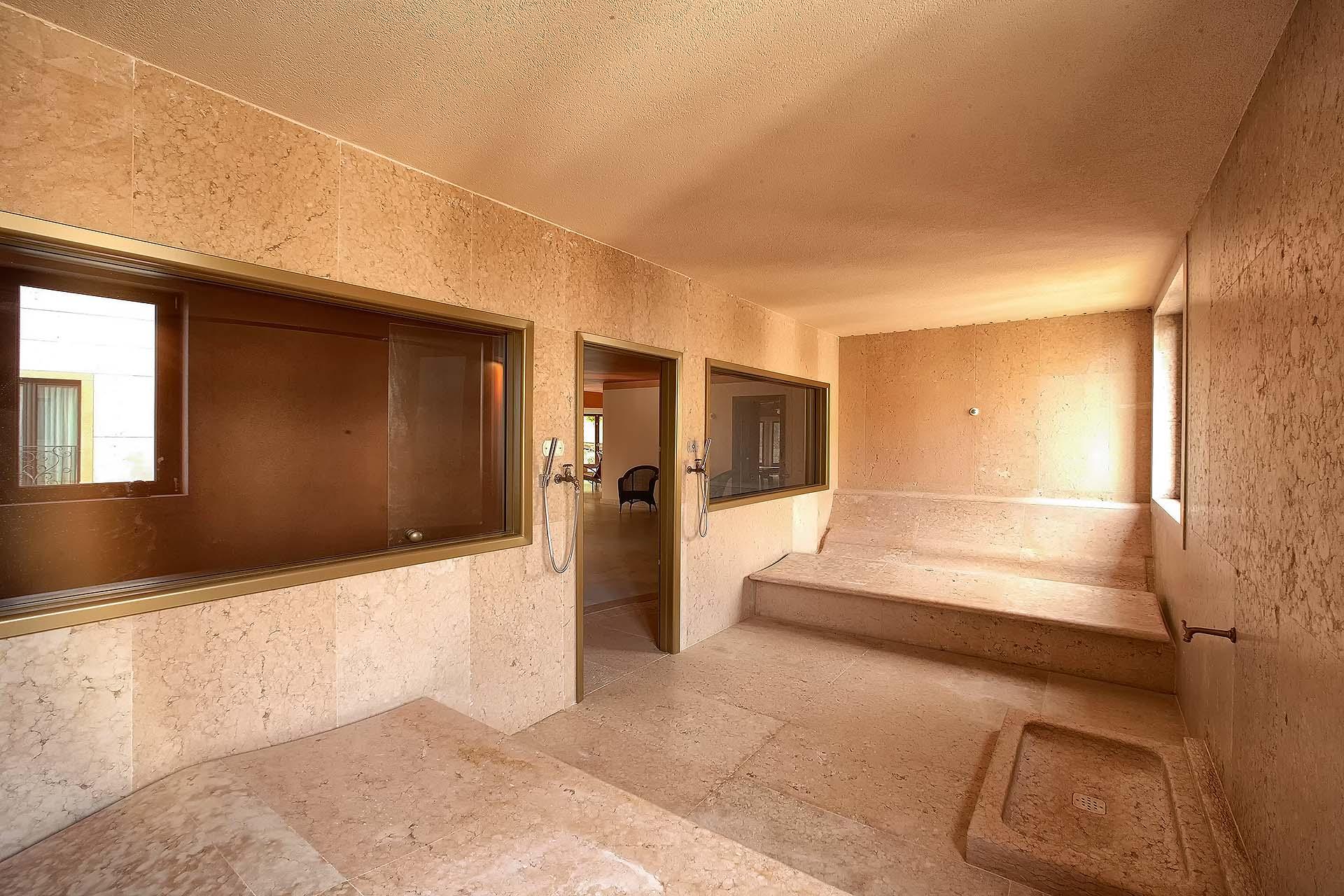 SAUNA ROMANA<br /> CASINO' HOTEL MULINO - CROAZIA