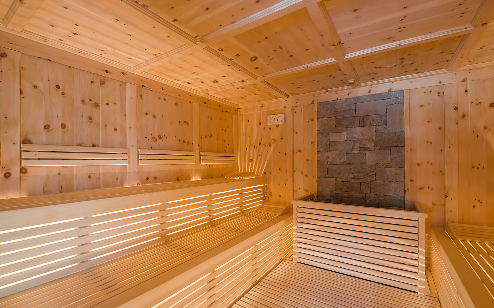 BIO SAUNA<br>AQUAGRANDA ACTIVE YOU - LIVIGNO