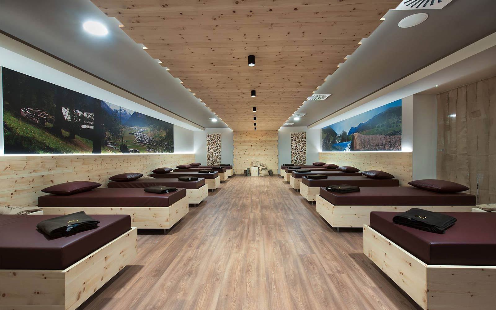 ZONA RELAX<br>AQUAGRANDA ACTIVE YOU - LIVIGNO