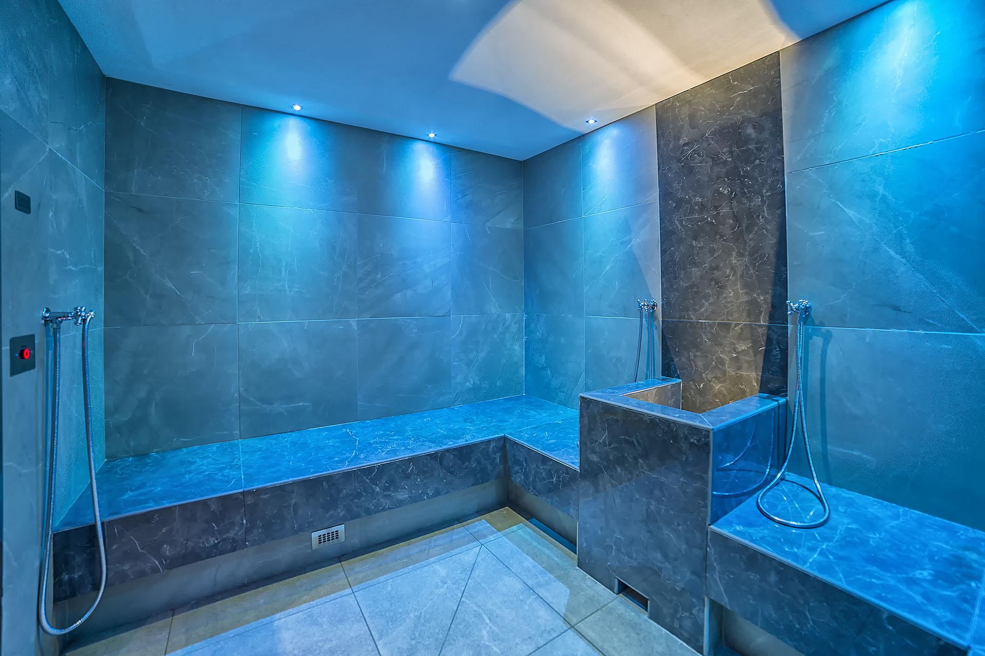 BAGNO TURCO<br /> ACTIVE HOTEL FRANCESIN - LIVIGNO