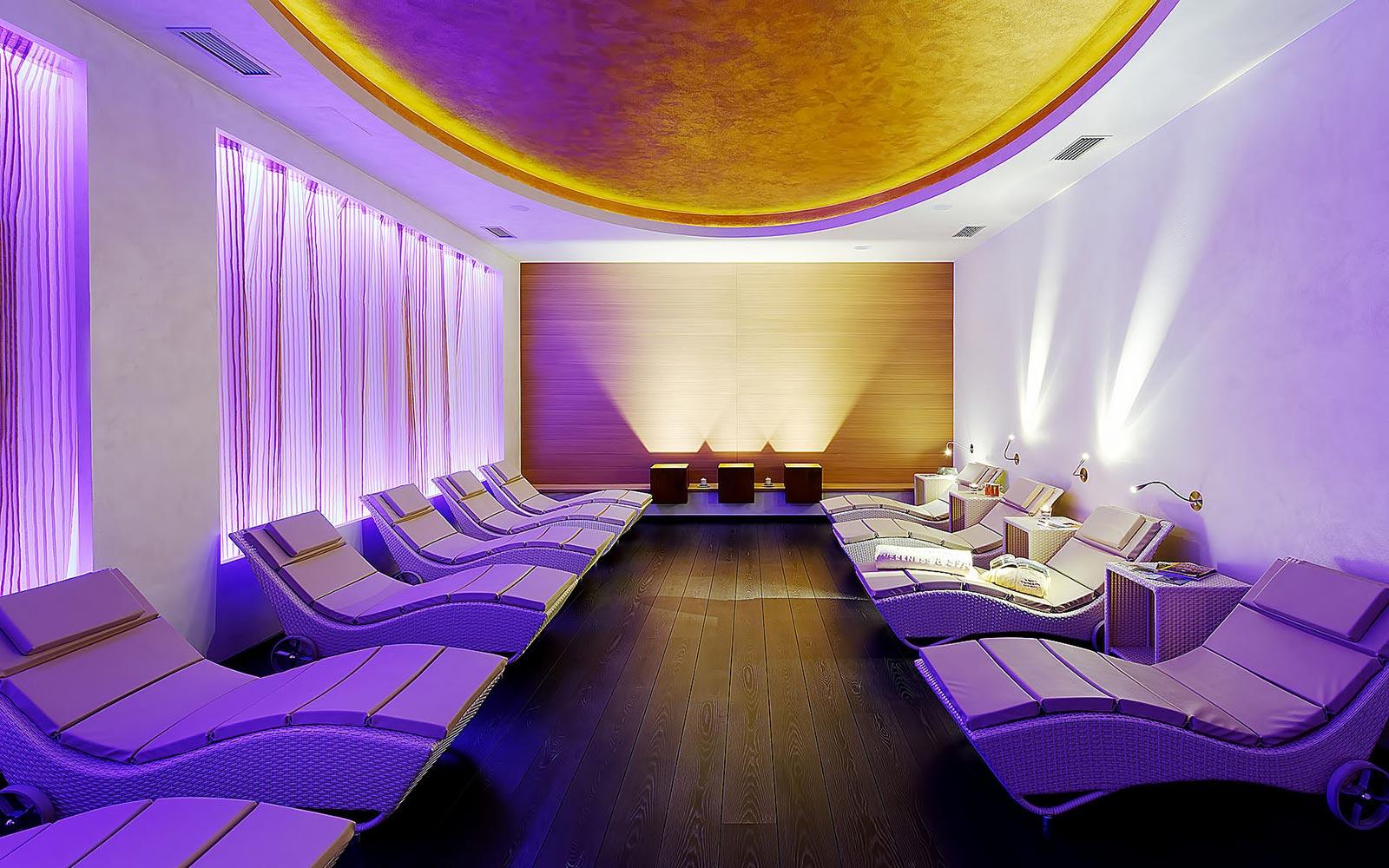 ZONA RELAX<br>HOTEL LA MAISON - ALLEGHE