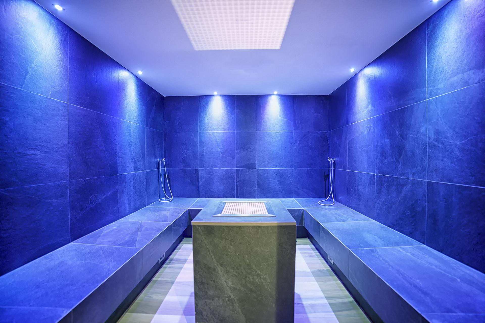 BAGNO TURCO<br /> HOTEL MAJARE' - POZZA DI FASSA