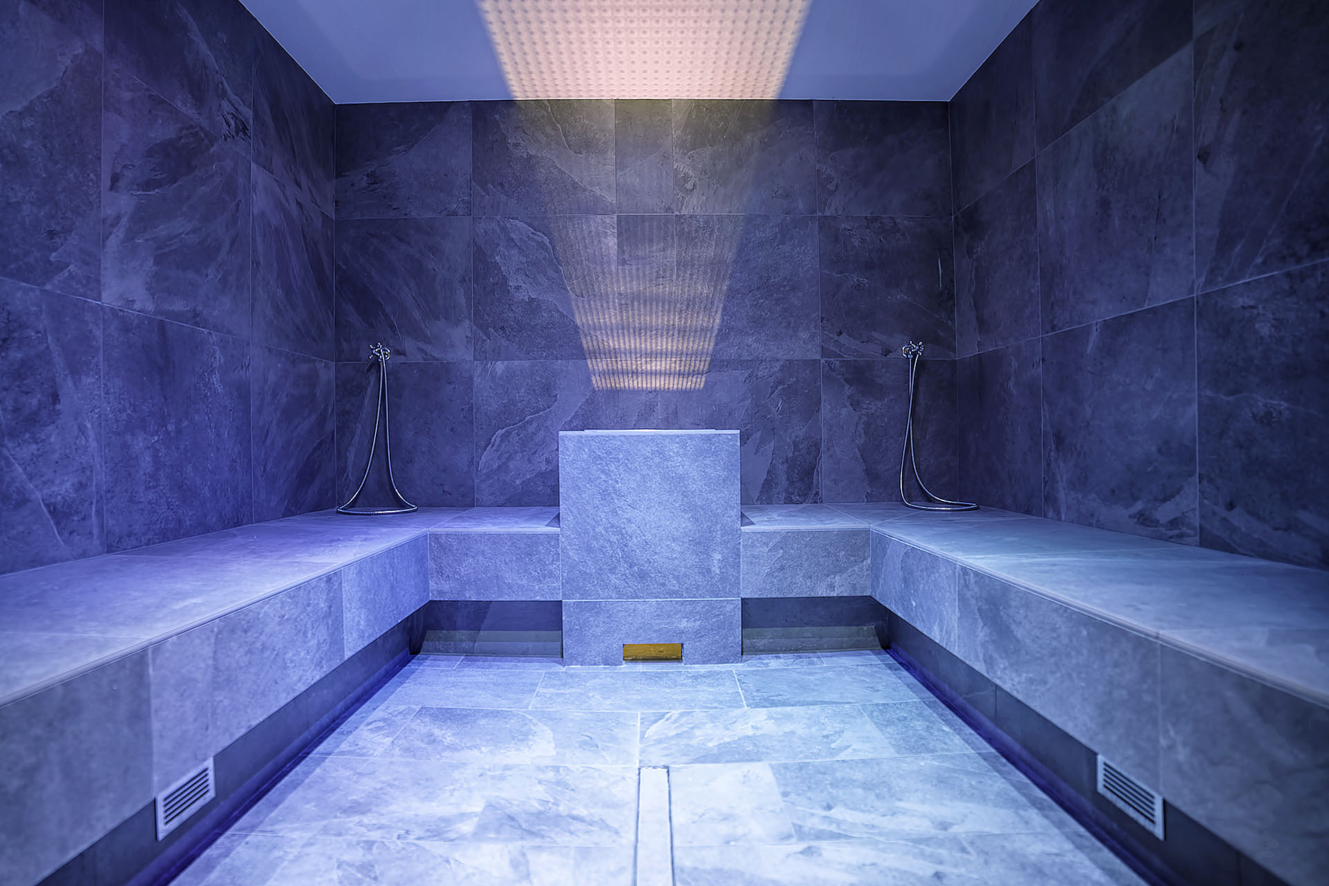 BAGNO TURCO<br /> HOTEL REGENT'S - ANDALO