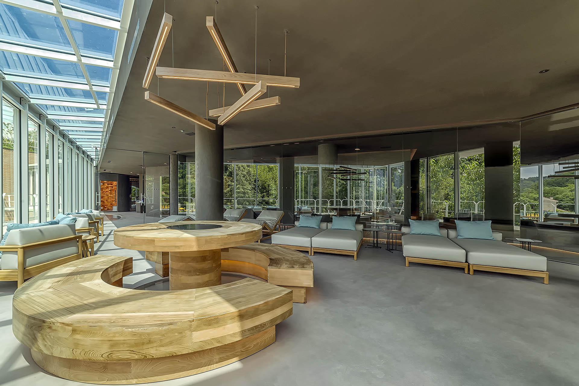 ZONA RELAX<br /> HOTEL TERRE PREISTORICHE - MONTEGROTTO TERME (PD)